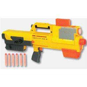 Nerf N-Strike Deploy CS-6 - Amazon - £8.80 (Was £21.99)