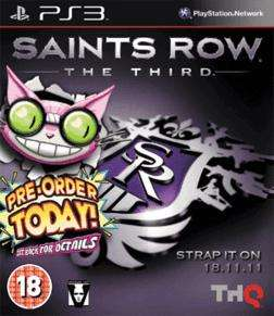Saints Row The Third @ GAMESTATION 15th Dec £19.99 XBOX & PS3 ONLINE & INSTORE!