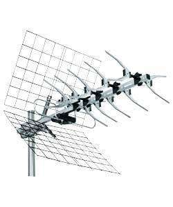 21 ELEMENT UHF OUTDOOR AERIAL (NEW) £7.98 @ArgosEbay