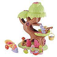 Happyland Fairy treehouse playset £18 at Debenhams (RRP £50)