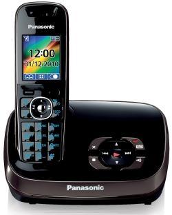 Panasonic - KX-TG8521EB - DECT Cordless Telephone £35.99 Delivered - @ liGO