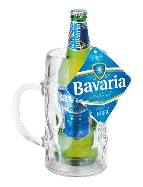 Bavaria Beer & 1L Glass Stein Gift Set £5.99 @ Lidl