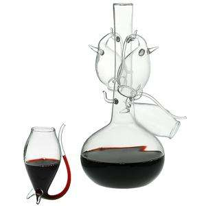 Porto Decanter with four glass sippers - £19.99 + £2.98 delivery @ DrinkStuff.Com