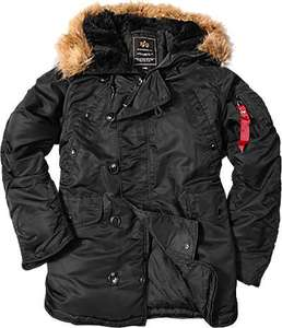 alpha industries parkas were £190 now £95 at Bank fashion