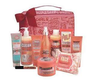 Soap & Glory £60 set available from Friday for £25 @ Boots + 5% quidco