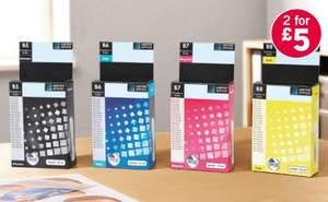 Printer Cartridges £2.99 Each or 2 for £5 @ Lidl