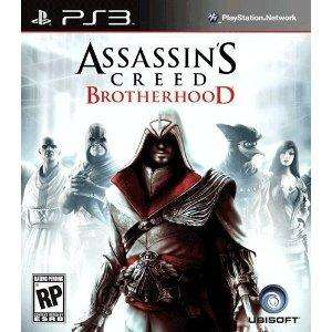 SONY Assassin's Creed: Brotherhood - for PS3 @ DIXONS - £7.97 - delivered