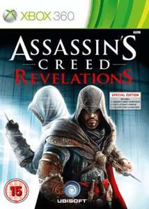 Assassin's Creed : Revelations Special Edition (Xbox 360 & PS3) @ game.co.uk - £24.99