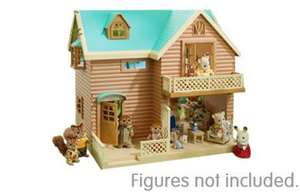 Sylvanian Families Larchwood Lodge was £69.99 now £24.99 delivered @ The Toy Shop / Entertainer