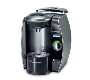 Tassimo T65 Titanium Coffee Machine £89.99 Currys plus further discounts