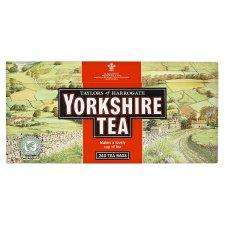 Yorkshire Tea Bags 240 for the price of 160 pack £3.99 @ Morrisons