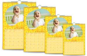 2x Custom Photo Calendars at Albelli for £18.43 with code (cut-off midnight 16th Dec for Xmas delivery)