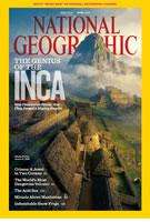 National Geographic Magazine - 12 months subscription only £15 + Free Fleece Jacket