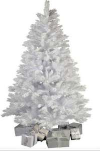 6ft White Snow Covered Christmas Tree @ Argos. Was £89.99 now only £29.99