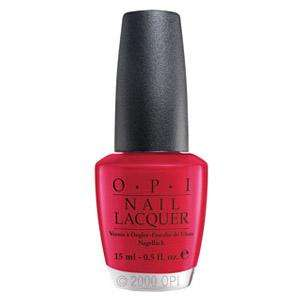 OPI Nailpolish - £5.25 @ Lena White + delivery