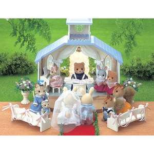 Sylvanian Families Wedding Set now £49.99 @ Toys R Us (instore, national)