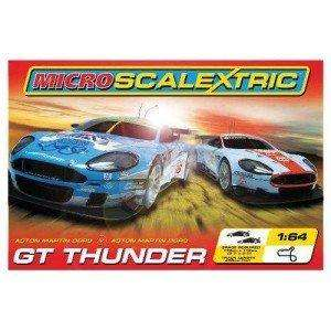 Micro Scalextric GT Thunder Set Was £80.00 Now Only £24.00 @ Very FREE Click & Collect+