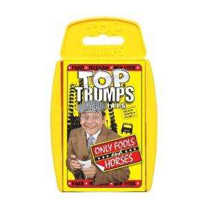 Only Fools and Horses Top Trumps £3.20 at Amazon