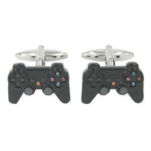 Game Controller Cufflinks @ PLAY.COM - £7.99 - delivered