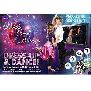 Strictly Come Dancing - Dress-Up and Dance Kit was £24.99 now £3.99 @ Home Bargains