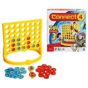 Toy Story 3 Connect 4 Game £4.24 delivered with code @ IWOOT