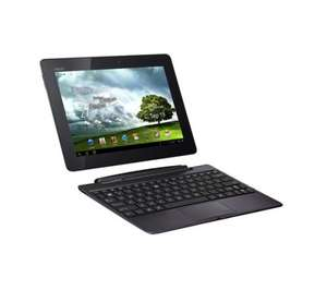 ASUS Epad Transformer Prime Tablet PC with Docking Station - 32GB, Grey - £474.99 @ Dixons