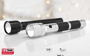 Cree LED Flashlight for £14.99 @ Lidl