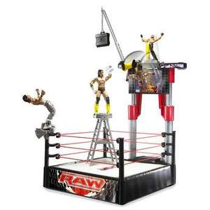 WWE Money in the bank ring £14.99 @ Toys R Us