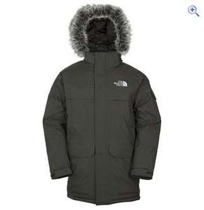 The North Face McMurdo Men's Parka RETAIL PRICE £275.00 NOW £149.99 in store only @ Go Outdoors