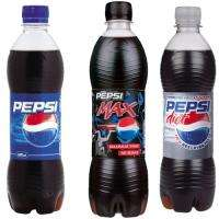 Crate of 24 500ml bottles of Pepsi for £8 @ FarmFoods