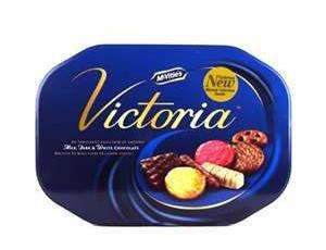 Mcvities Victoria Biscuits Tin 725g - £3.00 @ Asda