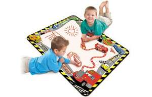 Disney Pixar Cars 2 Aquadraw (Aquadoodle) Mat - Was £29.99 Now Only £11.99 @ The Entertainer