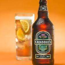 Crabbies Ginger Beer 500ml ( £1.49 ) @LIDL £1.79 elsewhere.)