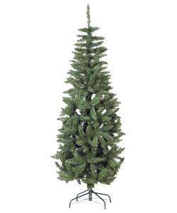 Norway Slim Artificial Christmas Tree - 6ft Was £49.99 now £3 instore @ homebase
