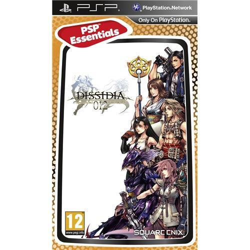 Final Fantasy Dissidia 012 [Duodecim] & other PSP Essentials £6.99 @ Play.com