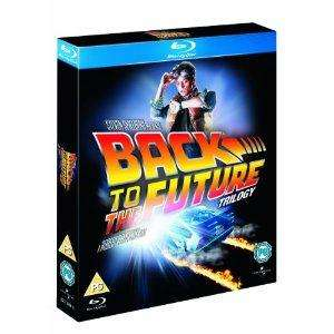 Back to the Future Trilogy Blu Ray - £7.99 Instore Only @ Bee