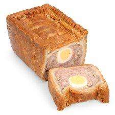 Gala Pork Pie With Egg normal price £5.50 per KG OR buy a full half (approx 1.5KG) @ £2.70 PER kg @ Tesco counter