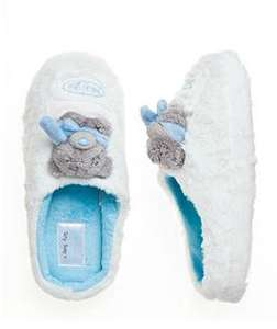 Tatty Teddy Slippers £4 / £5  On-line @ New Look