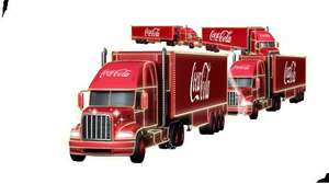 Free Coca Cola Covent Garden today until 8:00pm