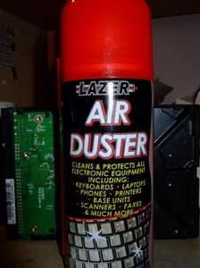 Lazer Air Duster 200ml can £1 @ Poundland