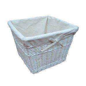 ASDA White Willow Laundry Basket was £8 now £2 ( collect instore )