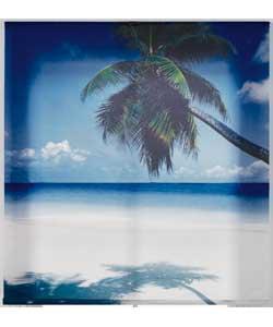 Beach Scene 4ft Roller Blind only £7.99 was £17.99 less than half price @argos r&c