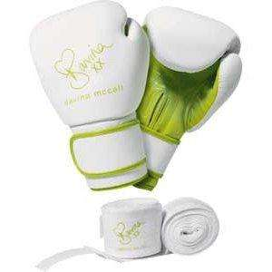Davina Boxing Gloves And Handwraps-only £8.98 delivered@argos/ebay
