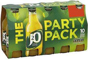 J2O party pack(10x250ml) £3@Farmfoods(instore)