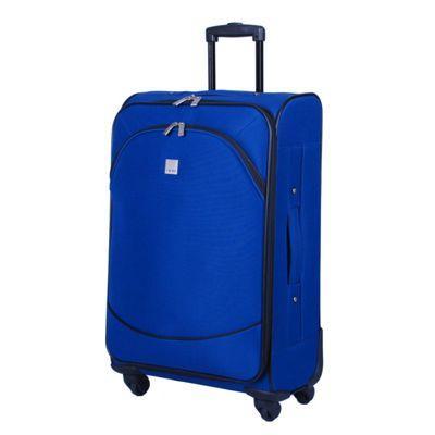 Tripp cobalt/blue glide lite medium suitcase - was £150 now £35 delivered (£31.50 using code) @ Debenhams