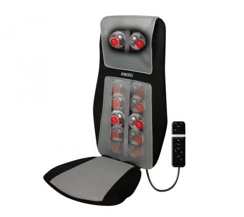 HoMedics 3D Shiatsu Back and Shoulder Massager (Model SBM-600H-GB) John Lewis £123.24