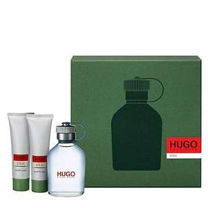 Hugo Boss Man Gift Set 100ml Edt + 2 x 50ml Shower Gel £22.19 (using code) delivered @ Debenhams