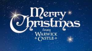 Warwick Castle £1 Tickets for Christmas - 27th-31st December