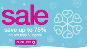 LoveHoney Sale Begins On Toys & Lingerie All With Free Delivery