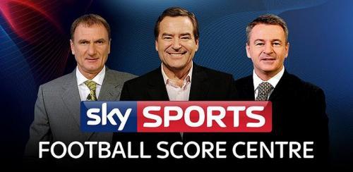 Sky Sports Score Centre finally available free